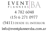 Event planners BA - Contacto